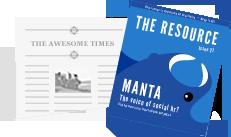 MANTA press enquiries