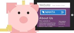 MANTA sales