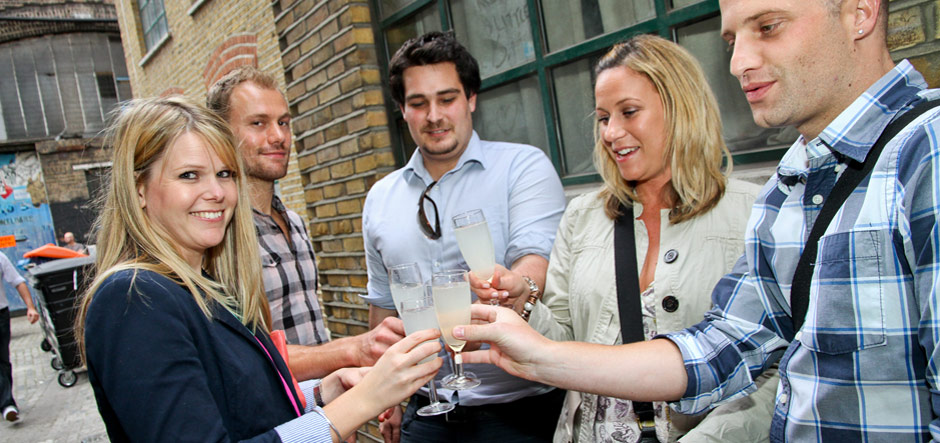Everlution team on the summer party 2012